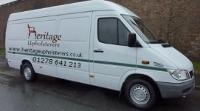Heritage Upholstery Van